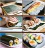Cách làm kimbap đơn giản