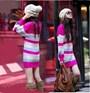 Váy len mùa đông 2012